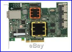 Adaptec ASR-51245 2268100-R 300Mbps DDR2 PCIe x8 SAS/SATA Raid Controller Card