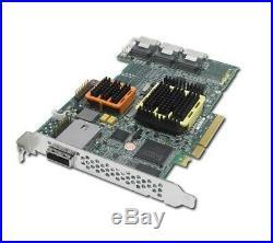 Adaptec ASR-51245 300Mbps 512Mb PCI-Express x8 SAS/SATA Raid Controller Card