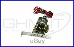 Adaptec ASR-5405 TCA-00275-04-D 256MB Raid Controller Karte PCI-E + Sata Kabel