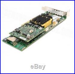 Adaptec ASR-5405Z 5405Z Quad-Ports SATA/SAS PCI-Express Raid Controller Card