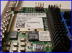 Adaptec ASR-6405 512mb RAID Controller Card PCIe x8 SAS 2.0 / SATA with 2 cables