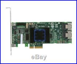 Adaptec ASR-6805E 2270900-R 128Mb PCI-Express 2.0 x4 Raid Controller Card