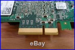 Adaptec ASR-6805E SATA/SAS 6Gb/s 8 port PCIe 128MB cache RAID Controller Card