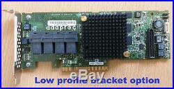 Adaptec ASR-71605 16-Port 6Gb/s 1GB SAS/SATA PCIe RAID Card