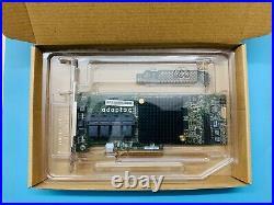 Adaptec ASR-71605 16-Port 6Gb/s 1GB SAS SATA PCIe RAID Controller