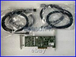 Adaptec ASR-71605 16-Port 6Gb/s 1GB SAS SATA PCIe RAID Controller+48643-8087