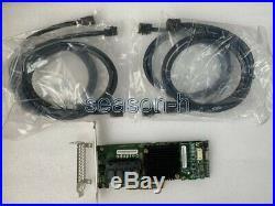 Adaptec ASR-71605 16-Port 6Gb/s 1GB SAS SATA PCIe RAID Controller+8643-8643