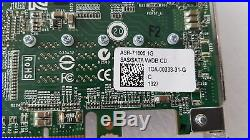 Adaptec ASR-71605 1G 16 port RAID SAS/SATA controller Full height bracket