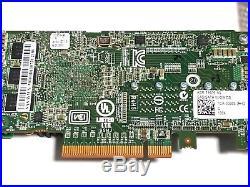 Adaptec ASR 71605 1GB 16Port SAS SATA PCIe Raid Battery 4 SFF-8643 to SATA Cable