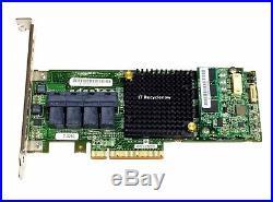 Adaptec ASR-71605 1GB 16Port SAS SATA PCIe Raid Controller 2280200-R