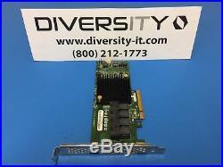 Adaptec ASR-71605E 6Gb/s 8-Port 1G SAS SATA PCI-E RAID Card
