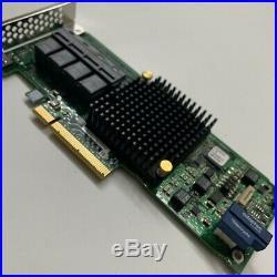 Adaptec ASR 71605HE 6GBP/S16 Port SAS SATA PCIe Raid Controller card