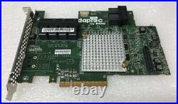 Adaptec ASR-72405 1GB Cache 6Gb/s SAS SATA PCIe Gen 3 RAID Controller