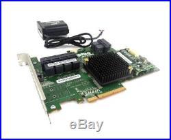 Adaptec ASR-72405 1GB Cache 6Gb/s SAS SATA PCIe Gen 3 RAID Controller Card + bat