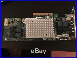 Adaptec ASR-81605Z v2 16-Port SAS/SATA RAID Adapter PCIe Gen3 12Gbps NEW