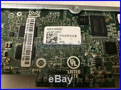 Adaptec ASR-81605ZQ 12Gb/s 16-port PCI-E3.0 x8 SAS/SATA RAID Adapter