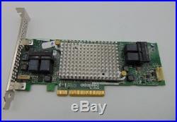 Adaptec ASR-81605ZQ 12Gb/s 16-port PCI-E3.0 x8 SAS/SATA RAID Adapter -DEFECTIVE