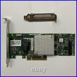 Adaptec ASR-8405 4-port SATA / SAS RAID Controller Card 12G PCIe x8 3.0 1GB