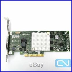 Adaptec ASR-8405E 4-port 12 Gbps SAS/SATA 512MB PCIe 3.0 x8 RAID 2293901-R FH