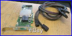 Adaptec ASR-8805 12Gbps PCIe Gen3 SAS/SATA RAID Adapter