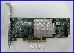 Adaptec ASR-8805 PCI-E 3.0 2277500-R SAS/SATA/SSD RAID 12Gb/s HP 863139-001 NEW