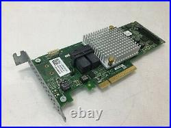 Adaptec ASR-8805 PCI-E 3.0 SAS/SATA/SSD RAID 12Gb/s Controller Card Dell 08WKHG