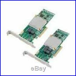 Adaptec Controller Card 2293901-R 12Gb/s 4Port RAID PCIE SAS/SATA LP/MD2 Adap