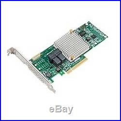Adaptec Controller Card 2294001-R 12Gb/s 8Port RAID PCIE SAS/SATA LP/MD2