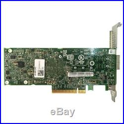Adaptec DELL 24VP1 12Gb/s SAS SATA PCIe Raid Controller Card ASR-8885