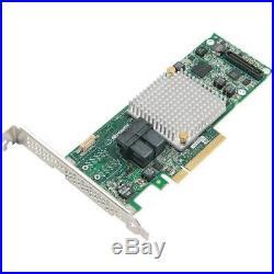 Adaptec Microsemi 2277500-R ASR-8805 PCIe 3.0 x8 12Gb/s SAS/SATA RAID Controller