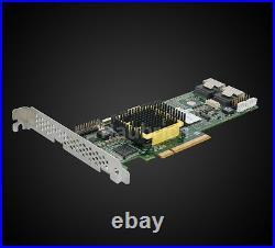 Adaptec RAID 5805 (2244300-R, 2244100-R), SAS+SATA+SSD, Microsemi, 0760884154526