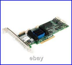 Adaptec RAID 6805 (2270100-R, 2271200-R), SAS+SATA+SSD, Microsemi, 0760884156490