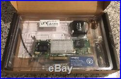 Adaptec RAID 81605Z 12Gb/s PCIe Gen3 SAS/SATA RAID adapter 2287101-R