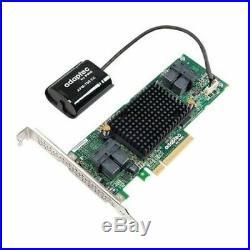 Adaptec RAID 81605ZQ 12Gb PCIe 16x Internal SAS/SATA Ports + AFM-700 CC Battery