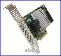 Adaptec RAID 8805 Microsemi PCI-E 3.0 SAS/SATA/SSD RAID 12Gb/s Controller Card