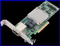 Adaptec RAID 8885 PCI-E 3.0 x8 12Gb/s SAS/SATA 8 Int. & Ext. Ports 2277000-R