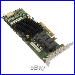 Adaptec RAID-Cont. ASR-71605 4CH 1GB SAS SATA 6G LP witho Batt. TCA-0033-31-G