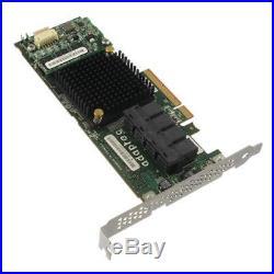 Adaptec RAID-Cont. ASR-71605 4CH 1GB SAS SATA 6G PCI-E witho Battery TCA-0033-31-G