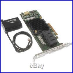 Adaptec RAID-Controller 4CH 1GB SAS SATA 6G PCI-E ASR-71605