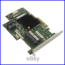 Adaptec RAID-Controller ASR-72405 6CH 1GB SAS SATA 6G witho Battery TCA-00337-02-E