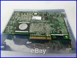 Adaptec Raid ASR-31605 16-Port Controller Sata/SAS PCIe 256mb ONBOARD JBOD
