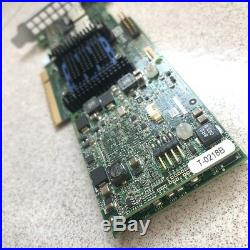 Adaptec Raid Controller ASR-6805T 8 Ports PCIE2 x8 512MB Cache DDR2 SSD/SAS/SATA