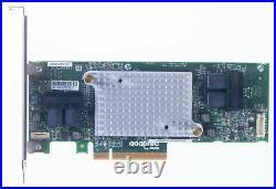 Adeptec ASR-81605Z v2 RAID 12Gb/s PCIe SAS SATA 16 Port Adapter