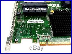 Aoc-72405-adp Adaptec 2274900-r Sas/sata 6gbps 1gb Cache Pci-e Raid Controller