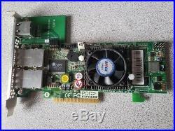 Areca 1680X Raid Controller PCIe 3.0 x8 8 Port 6Gb/s SAS & SATA RAID Card