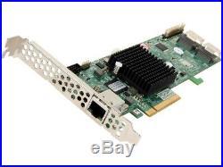 Areca ARC-1264IL-16 16-Port Internal PCIe 2.0 x8 6Gb SATA/SAS RAID