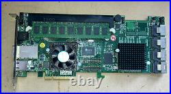 Areca ARC-1680IX 16 Port PCIe SAS SATA RAID Adapter Card ARC-1680IX-16 2GB Cache