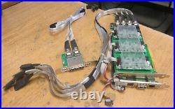 Areca ARC-1880DI-IX10-24 PCIe 2.0 x8 6Gb/s 24+4 port SATA/SAS RAID Card