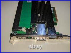 Areca ARC-1880IX-12 1GB Cache PCIe 4e+16i Ports 6Gb/s SAS/SATA RAID Card SFF8087