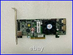 Areca ARC-1882I ARC18821 PCIe SAS/SATA RAID card, 8 internal ports